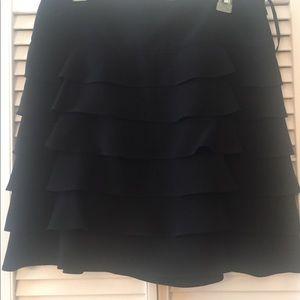 Little black evening or all day skirt